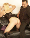 Spanking Picture from Spanko Video - Halloween Whore sv058-15.jpg