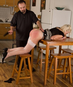 Spanking Video: Honey Im Home