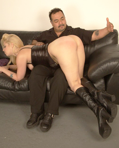 Spanking Video: Halloween Whore