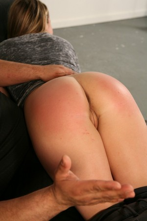 Spanking Video: Young Wife Spanked